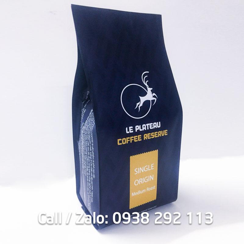 Bao bì đựng cà phê Le Plateau